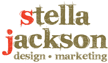 Stella Jackson Marketing and Design Retina Logo
